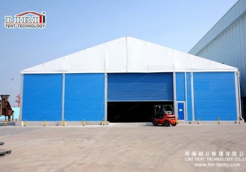 20x25m aluminum warehouse tent