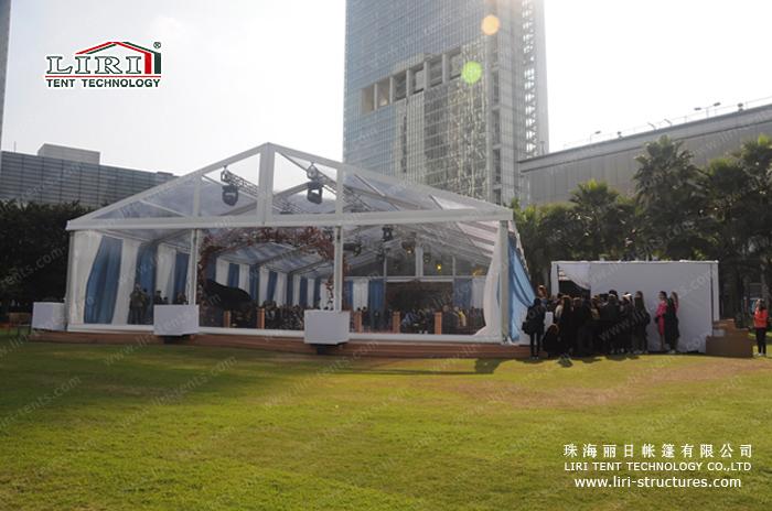 15m transparent tent  (1)
