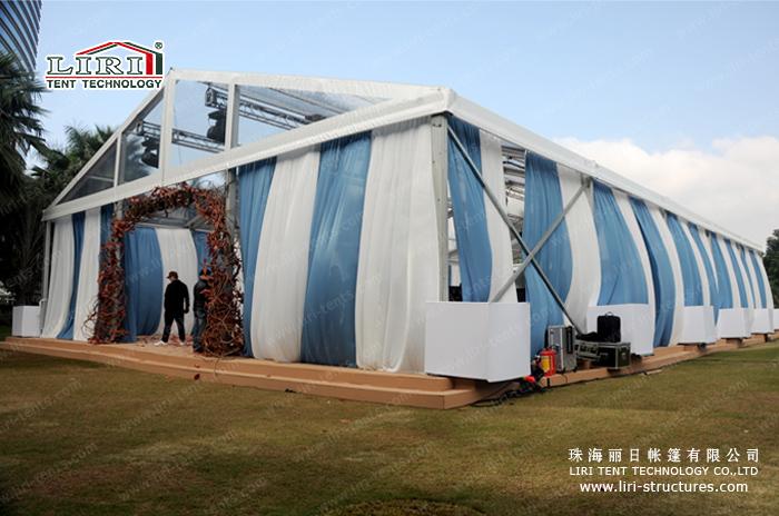 15m transparent tent  (11)