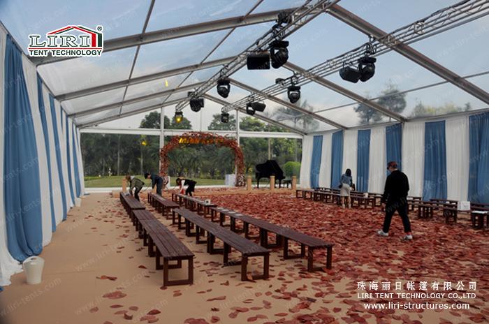 15m transparent tent  (12)