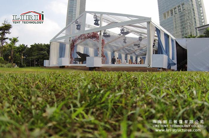 15m transparent tent  (16)