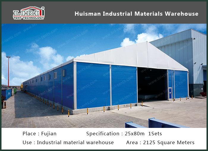 Huisman Industrial Materials Warehouse