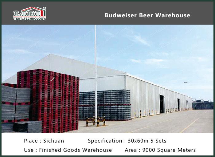 Budweiser Beer Warehouse