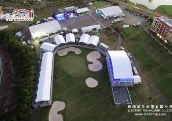 PGA sports structure