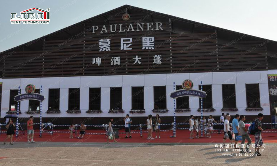 Event Tent For Munich Beer