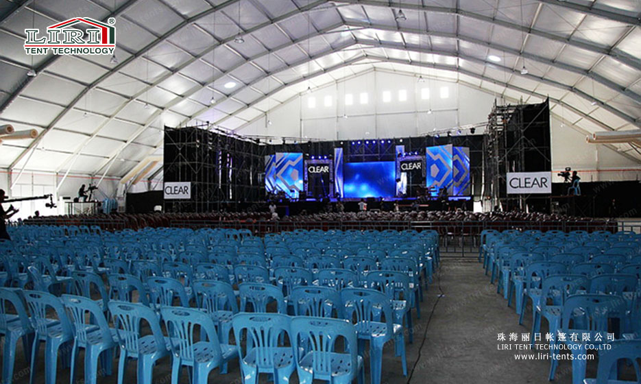 500 people Polygon Tent for Event
