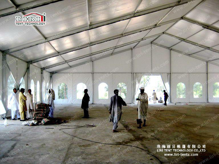 alu Structure Tent