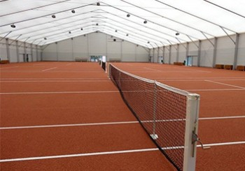temporary sport tent