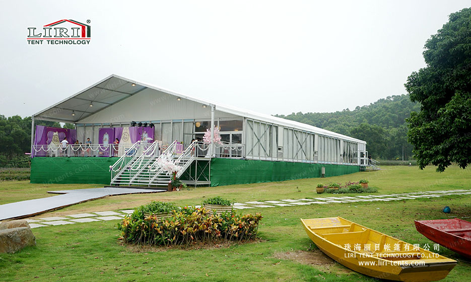 wedding tent for wedding ceremony