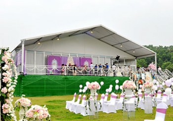 Wedding Ceremony Outdoor Wedding Tent